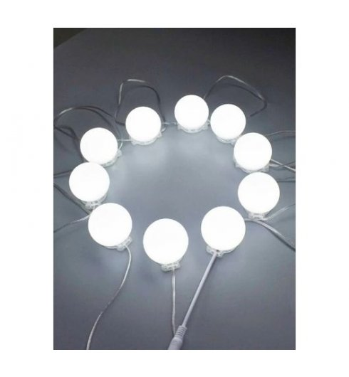 Vanity Mirror Light Bulb - 10pcs