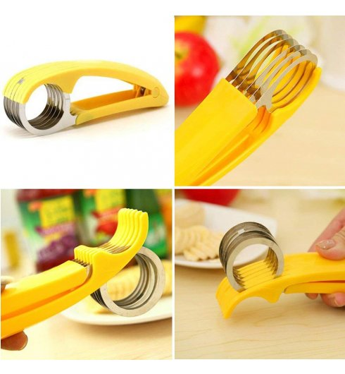 Sausage/Banana Slicer