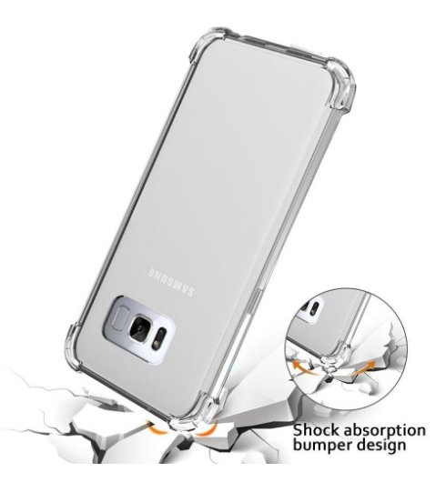 Anti-Burst Armor Case for Samsung S9, S9 Plus, Note 8, Note 9