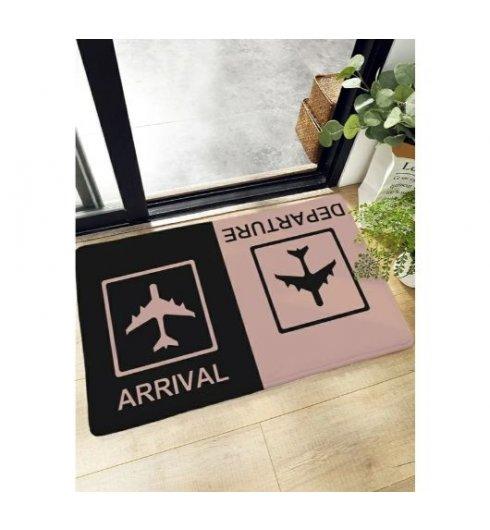 Arrival & Departure Floor Mat
