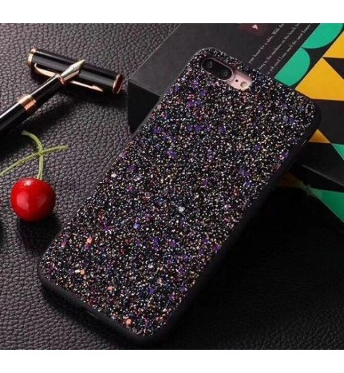 Black Glitter Case for iPhone 7/8