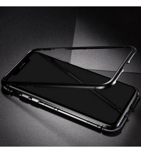 Magnetic Adsorption Case - Black