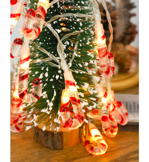 Candy Cane String Light
