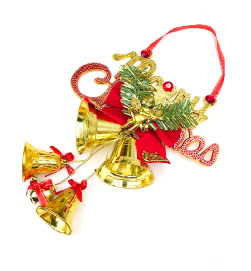 Bell Decoration Pendant