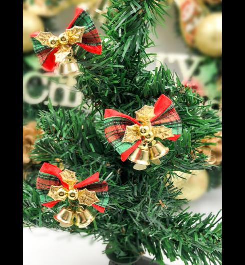 Bow Decorative Bells