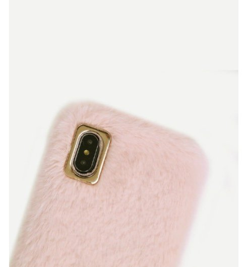 Furry Phone Case for iPhone X