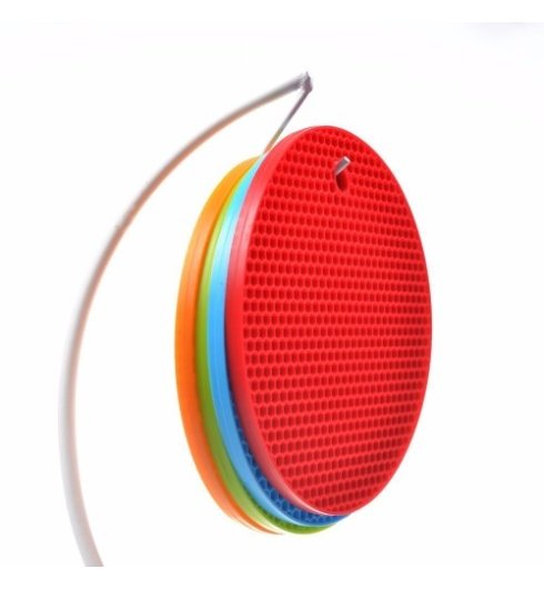 4-in-1 Heat resistant Silicone Mat