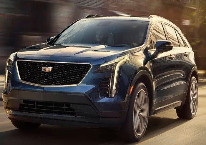 Cadillac XT4 Offer