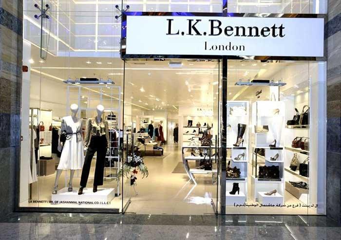 L.K Bennet