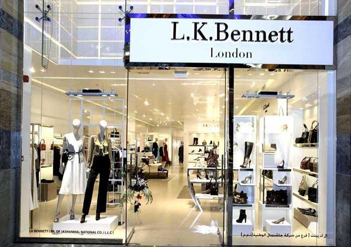 L .K Bennet London