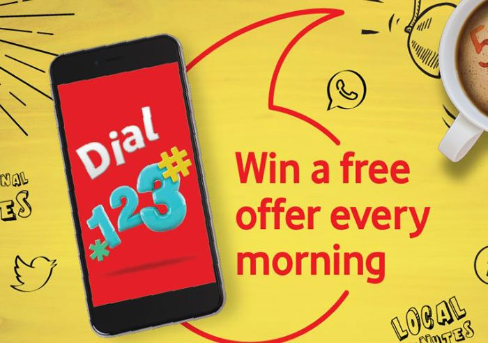 Vodafone Every Day Offer